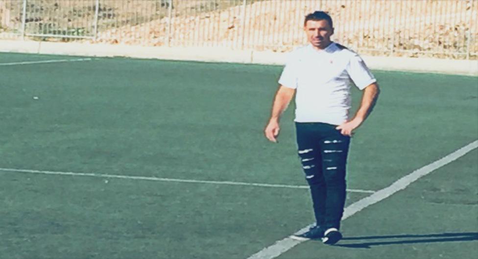 רמי ג'ורנו, מאמן נערים ג' של הפועל באר שבע