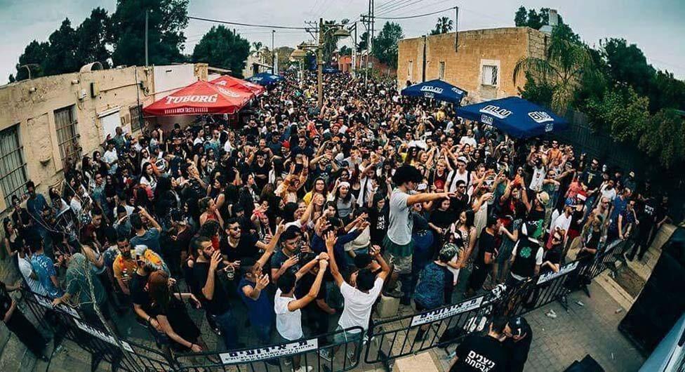 מסיבת רחוב פורים 2020 – מבוטלת