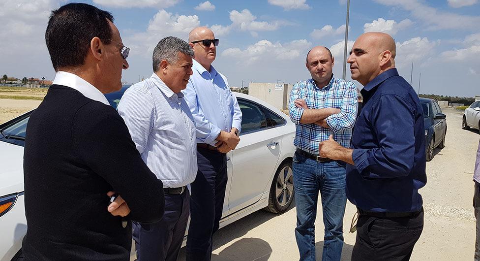 """בקרוב באופקים: פרויקט """"פינוי בינוי"""" בשיתוף רשות מקרקעי ישראל"""