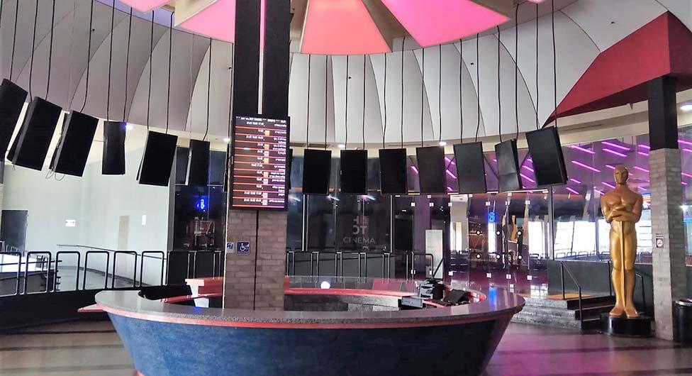 פרסום ראשון: בית הקולנוע במתחם 'מבנה' בבאר שבע, נסגר
