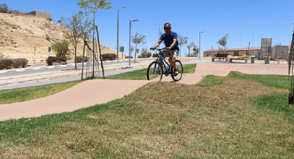 רוכבי האופניים בדרום, תתחדשו