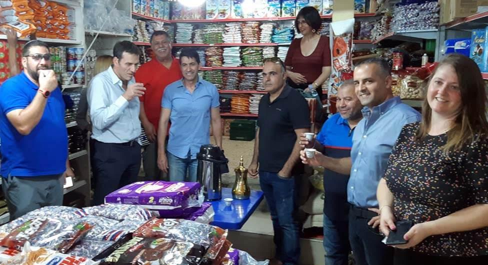 השוק העירוני בבאר שבע כמוקד תיירותי