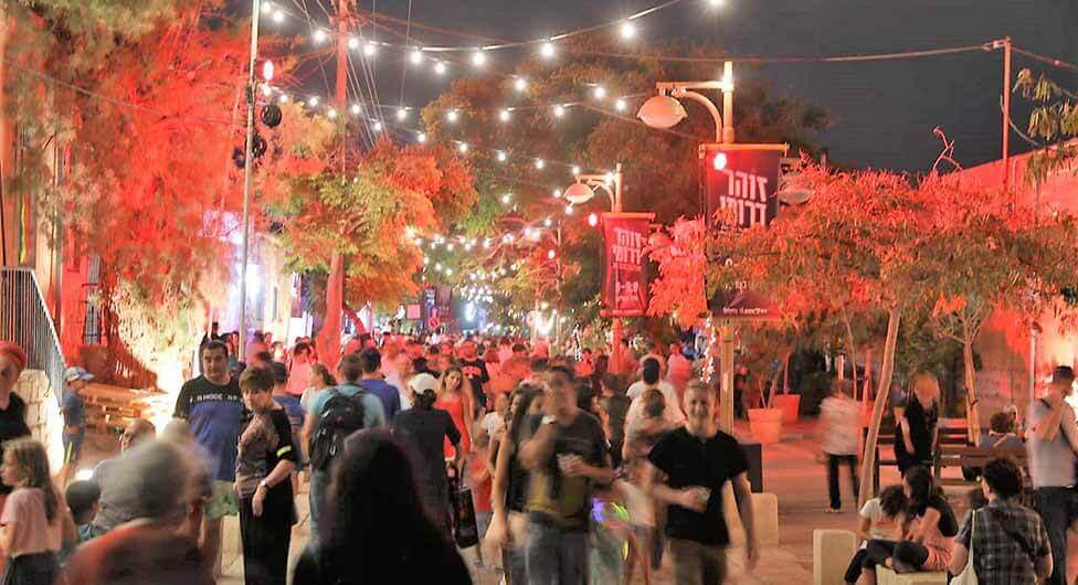 פסטיבל האור בבאר שבע לא יתקיים השנה