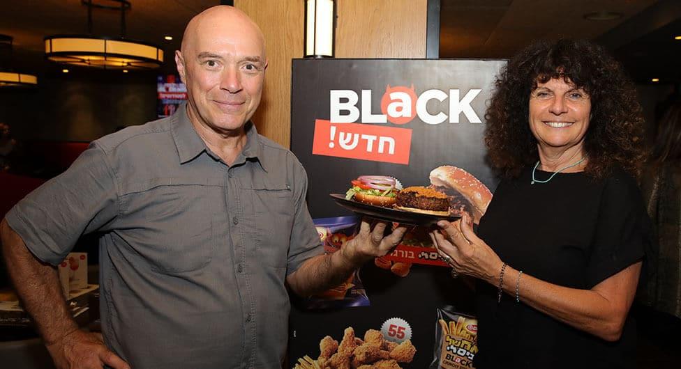 """רשת המסעדות Black בשיתוף פעולה נוסף עם """"ביסלי אסם"""""""