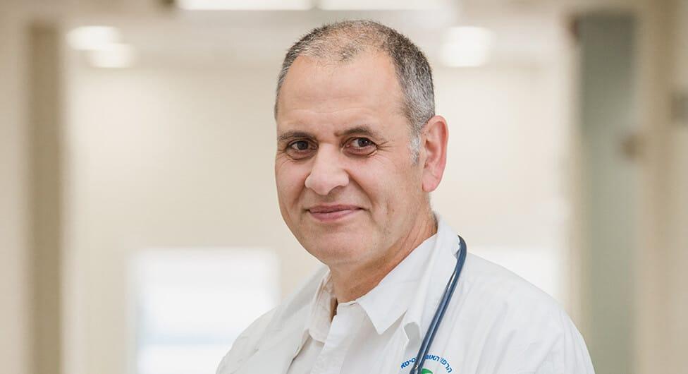 הישראלי הראשון בחבר הנאמנים של ארגון סרטן הריאה הבינלאומי