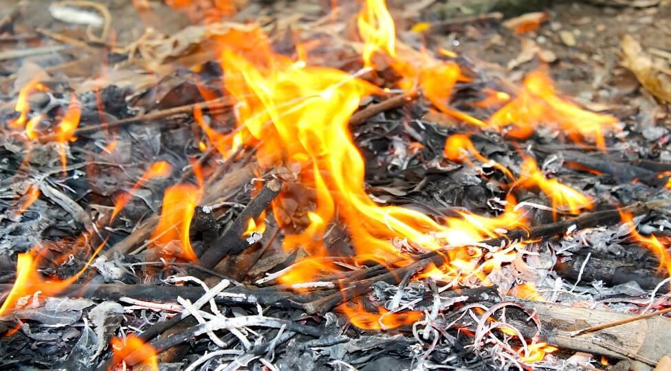 שריפת דירה בבאר שבע