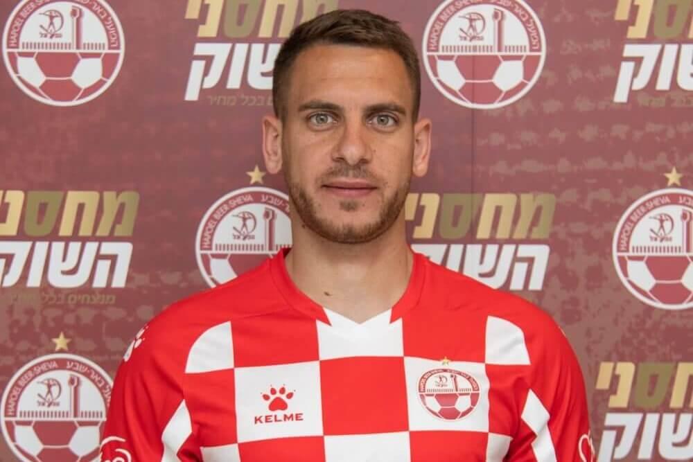 איאד אבו עביד חתם בהפועל באר שבע